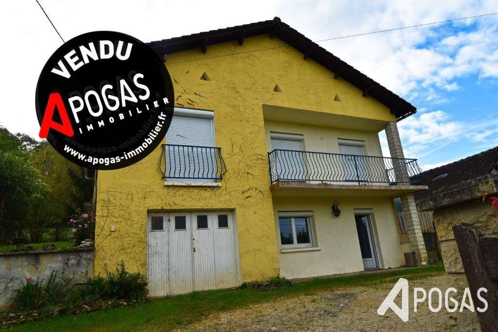Maison Les Quatre Routes Du Lot 5 pièce(s) 130 m2