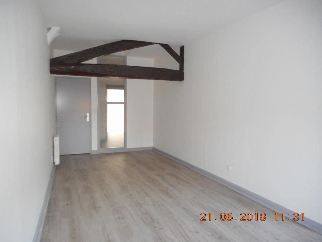Appartement en sous pente de Type 3