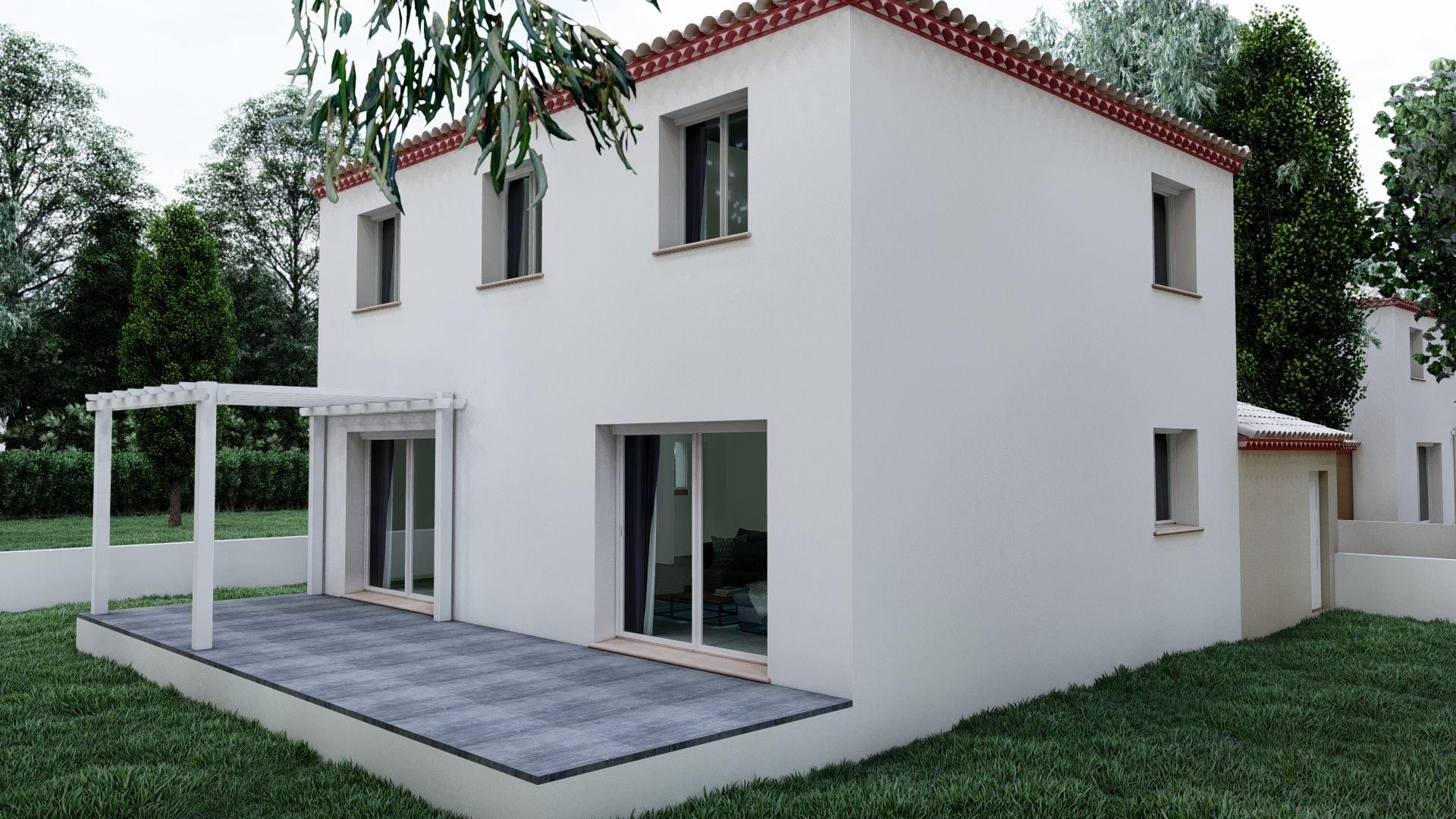 14- Bastide traditionnelle 120 m²
