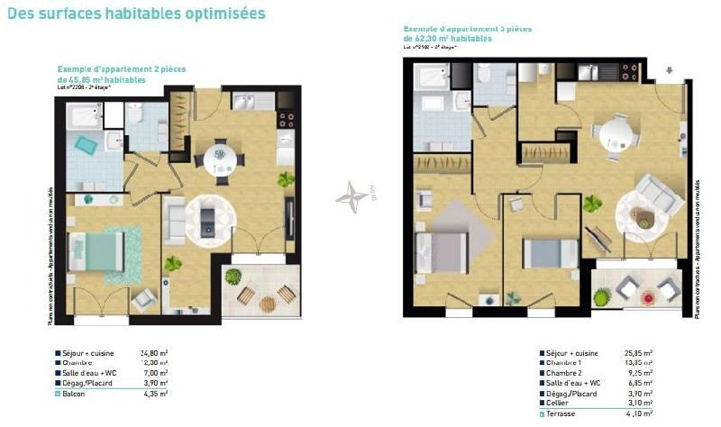 Occasion Vente Appartement INDRE 44610