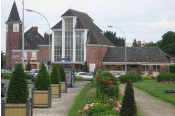 Gare de Noyon
