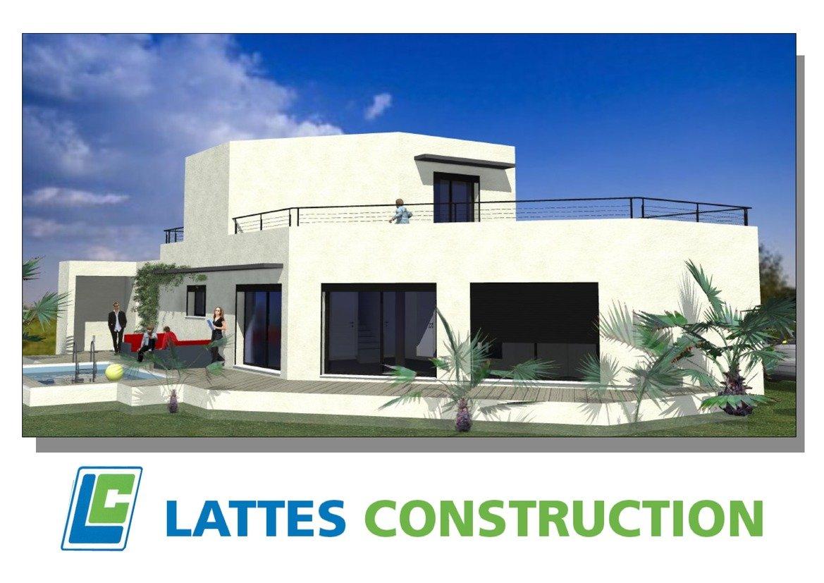 Villa Maison Constructeur Construction Hérault Montpellier Saint Jean de védas Mauguio Lunel Castries Baillargues Plans Terrains Lavérune Fabrègues Juvignac