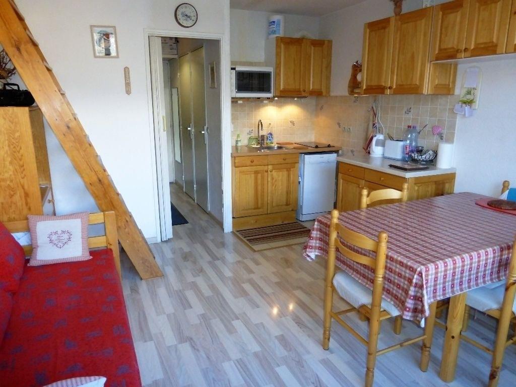 Appartement  2 pièce(s) en duplex