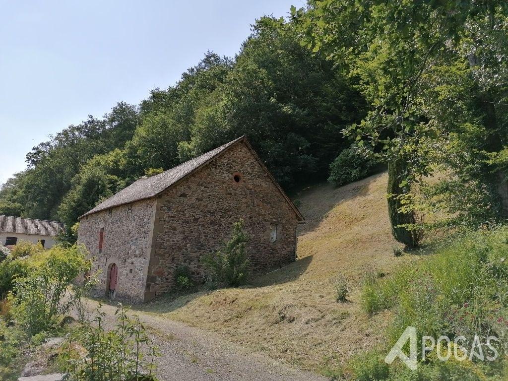 Grange en pierre proche de Beaulieu-sur-Dordogne