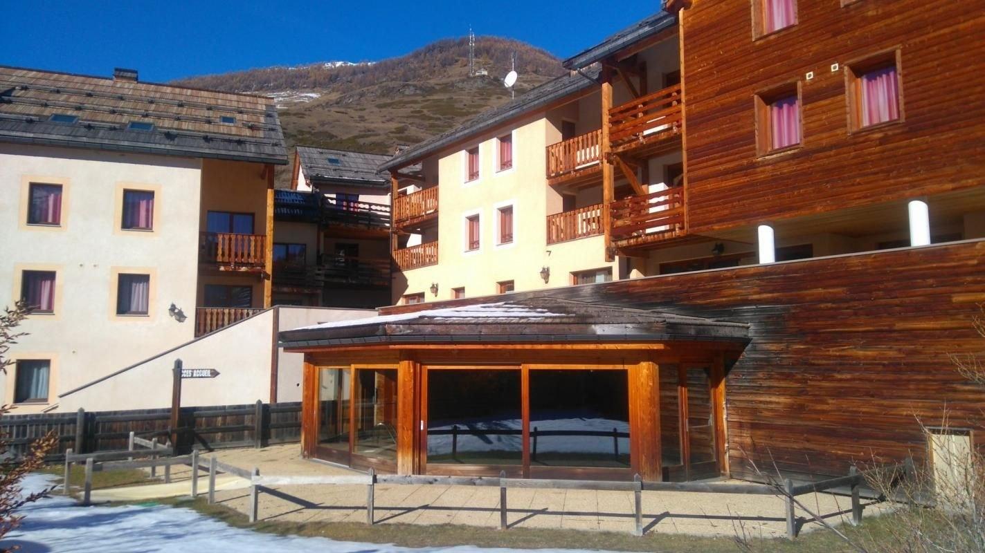 Appartement T1. Les Balcons du VISO- ABRIES