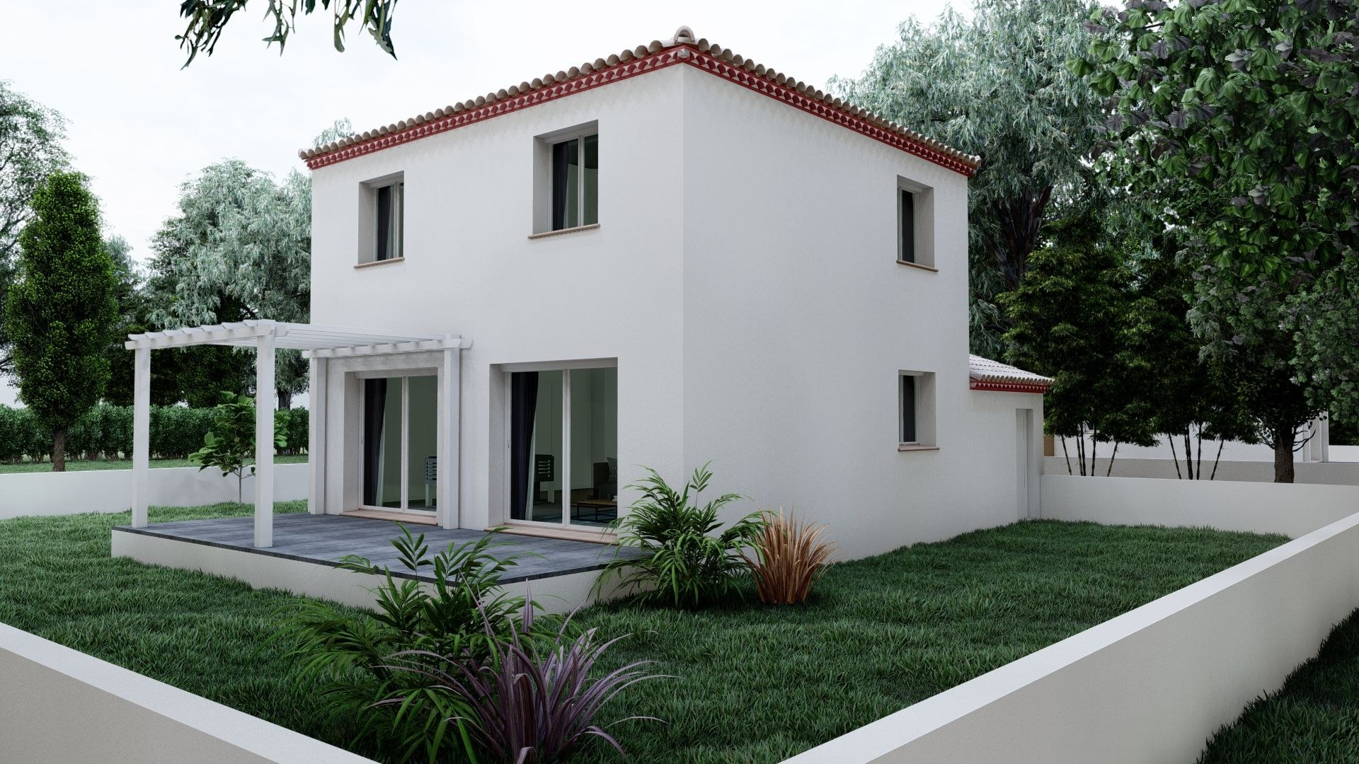 11- Bastide traditionnelle 90 m²