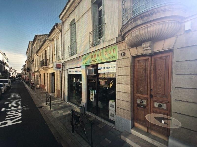 Local bureau commerce Jean Jaurès Nîmes