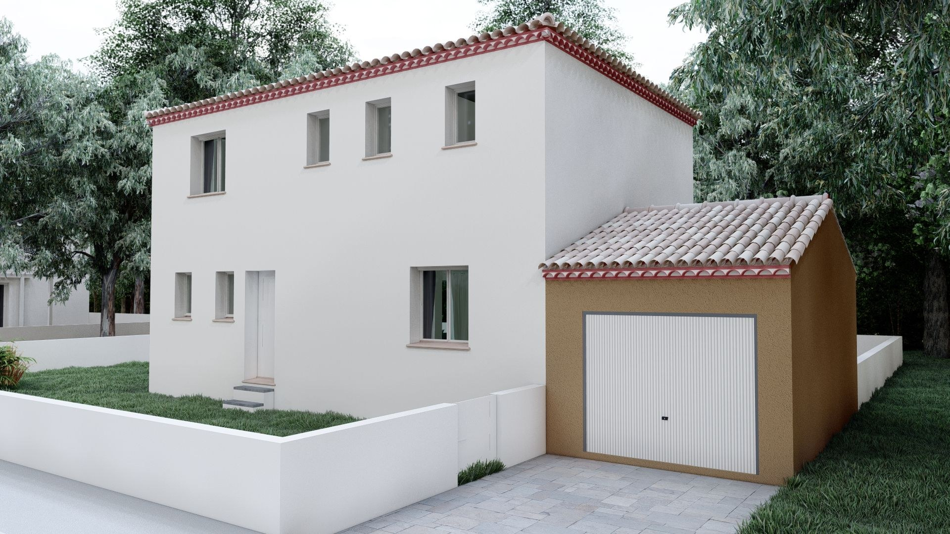 13- Bastide traditionnelle 110 m²
