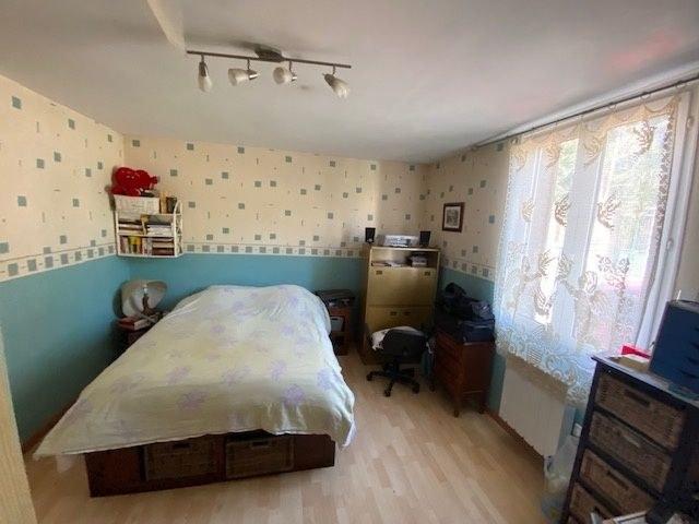 Appartement de plain pied + courette