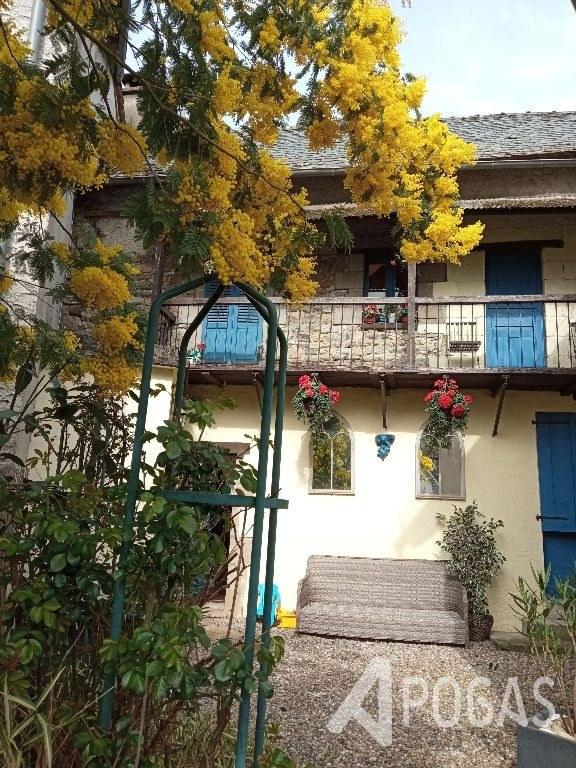 Maison avec coure - Bourg d'ARGENTAT