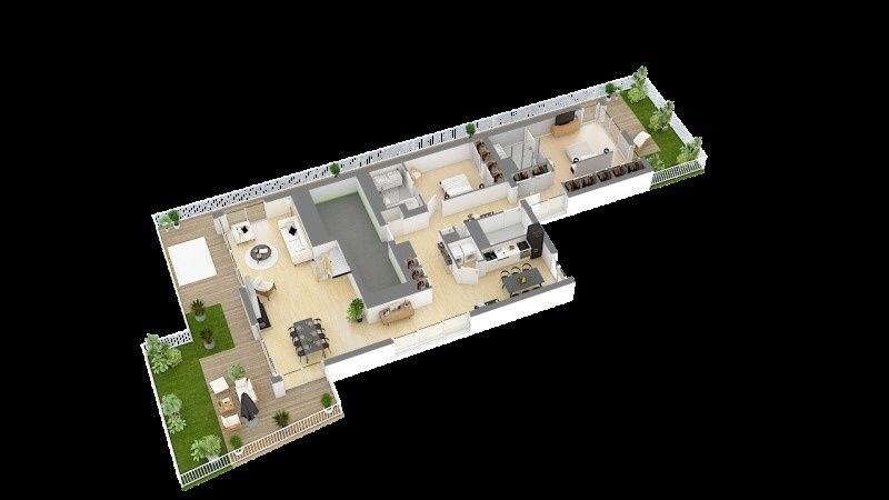 Exceptionnel ! Villa duplex avec terrasse vue magnifique