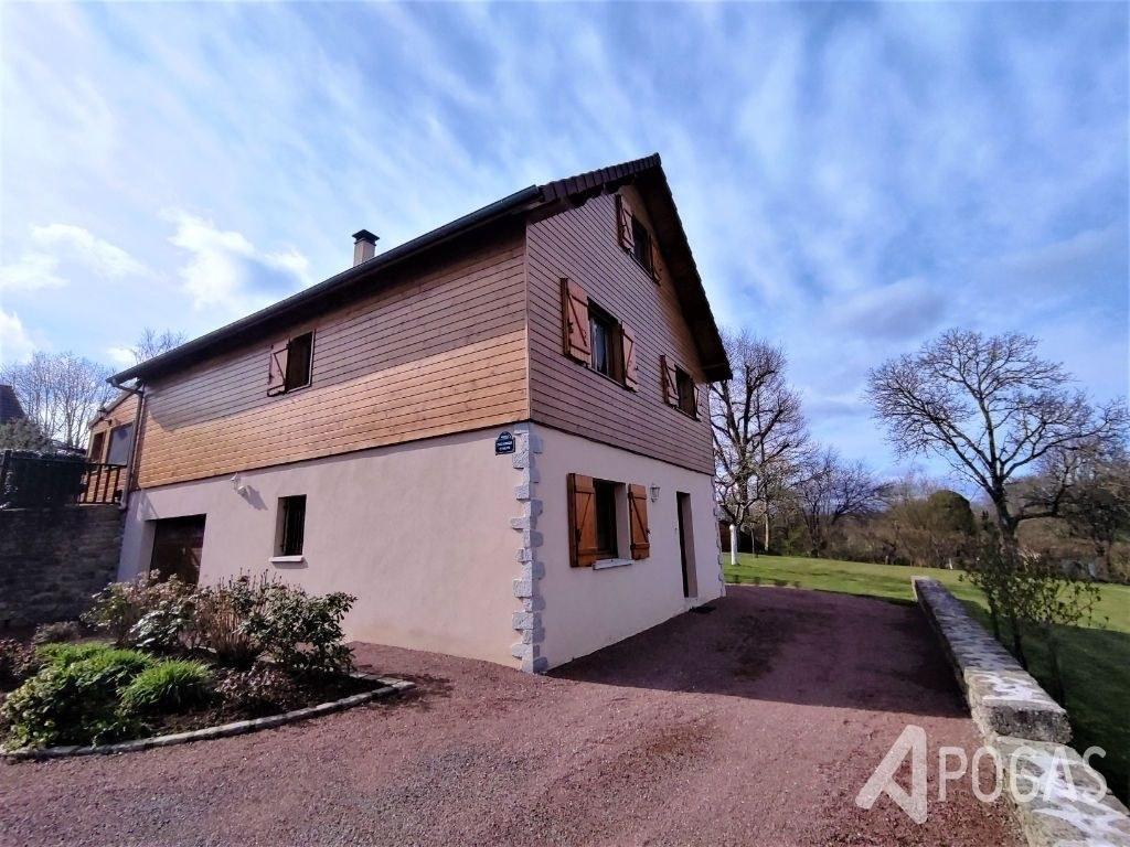 Deux maisons/gîtes en Creuse proche lac de Vassivière