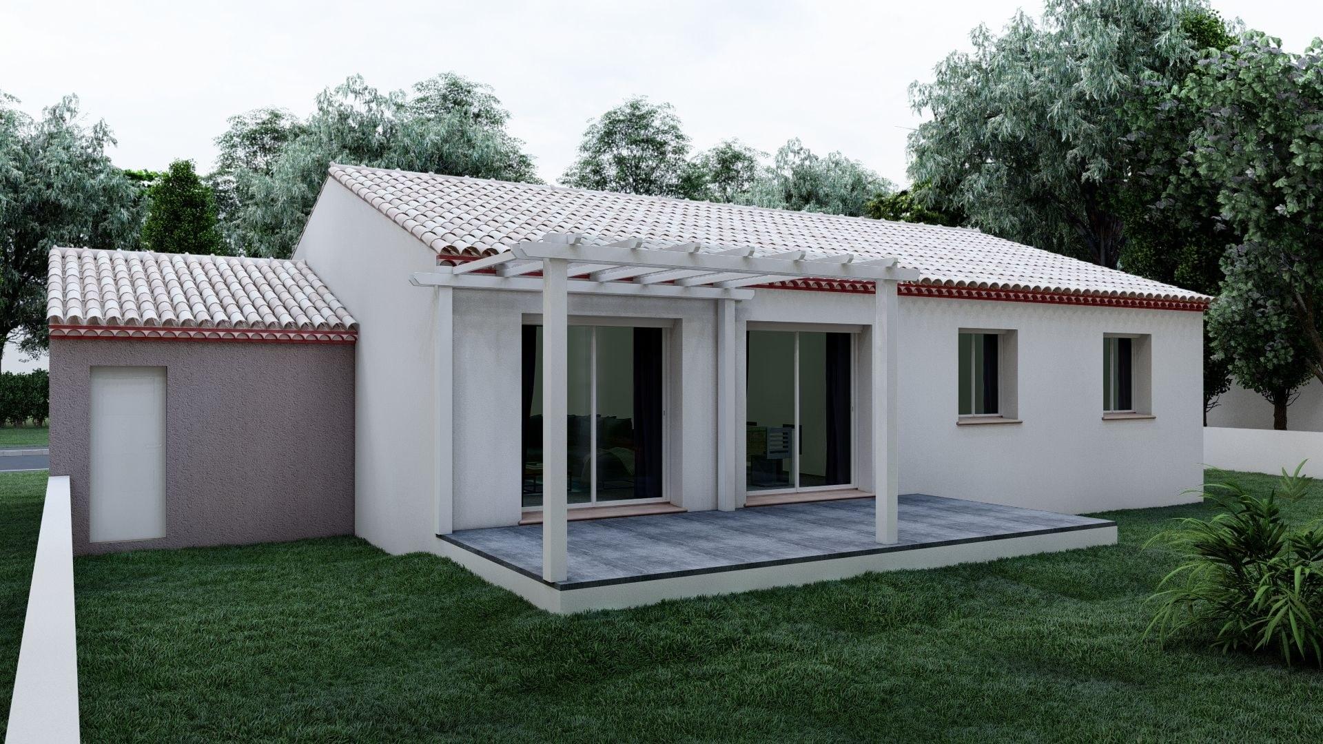 08- Plain Pied Traditionnelle 110 m²