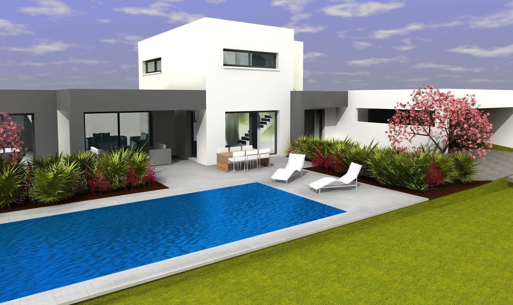 maison toît terrasse 2