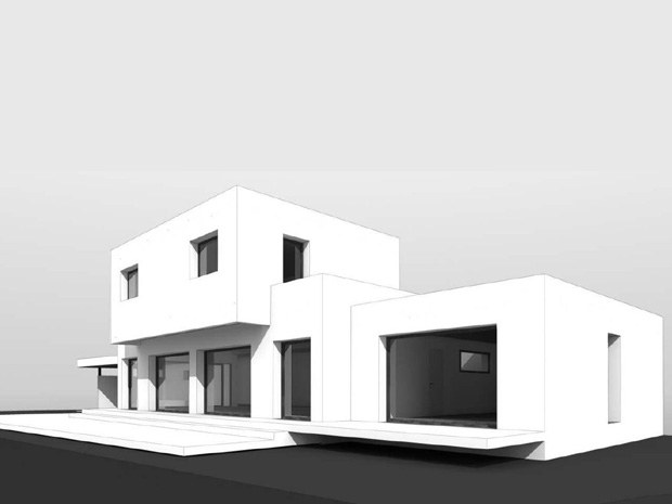 Maison contemporaine 2 NIMES GARD