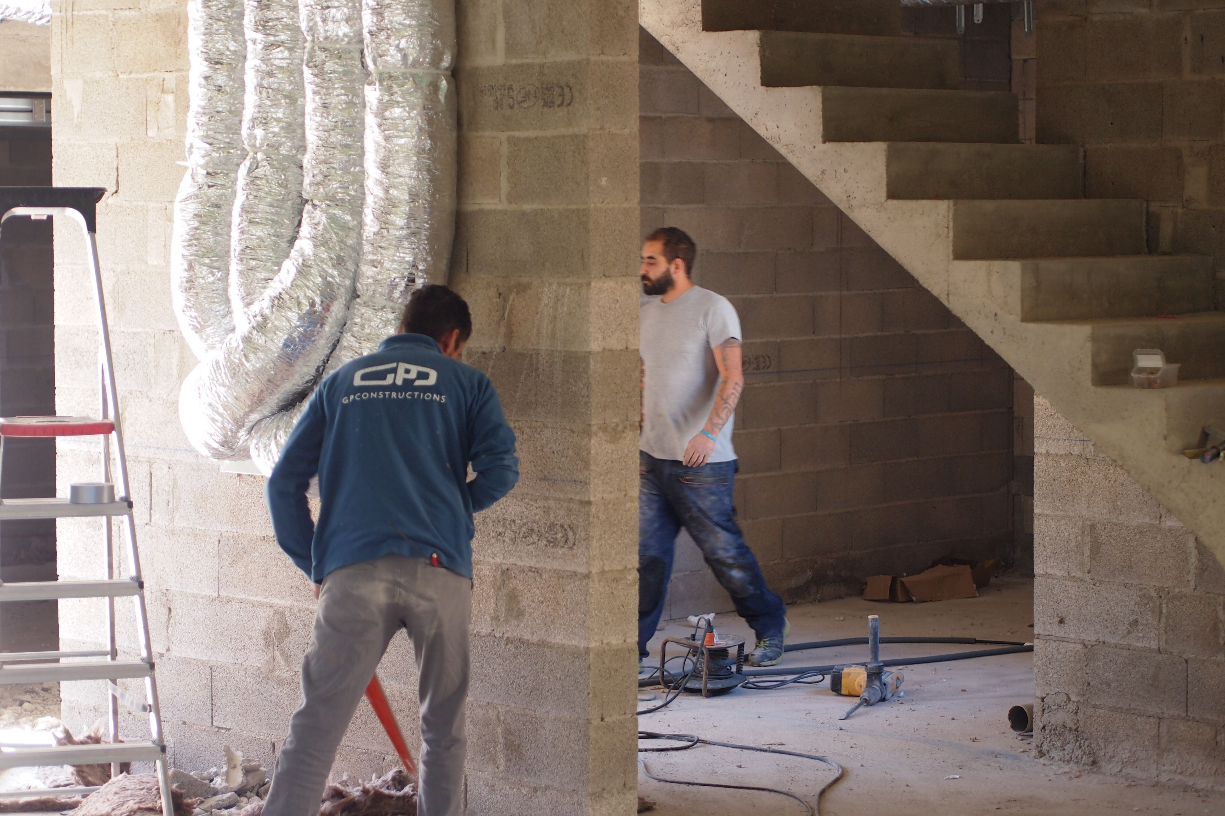 GP constructions - Corbère - maison
