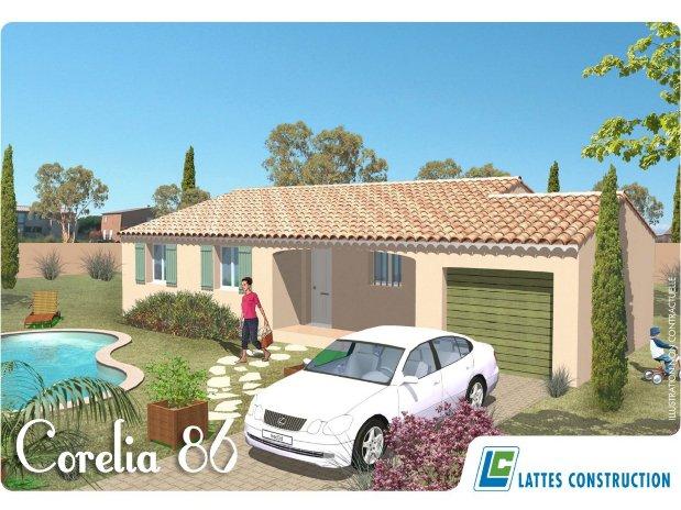 Lattes Construction Maison - Constructeur Montpellier et Hérault