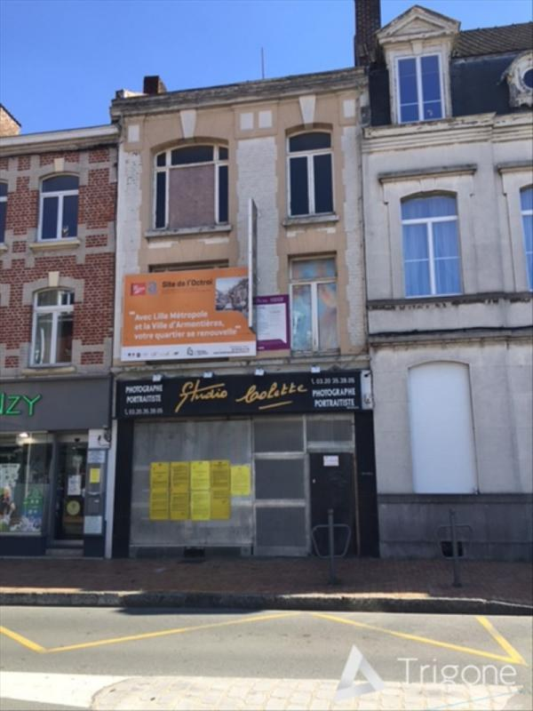 Occasion Vente Immeuble ARMENTIERES 59280