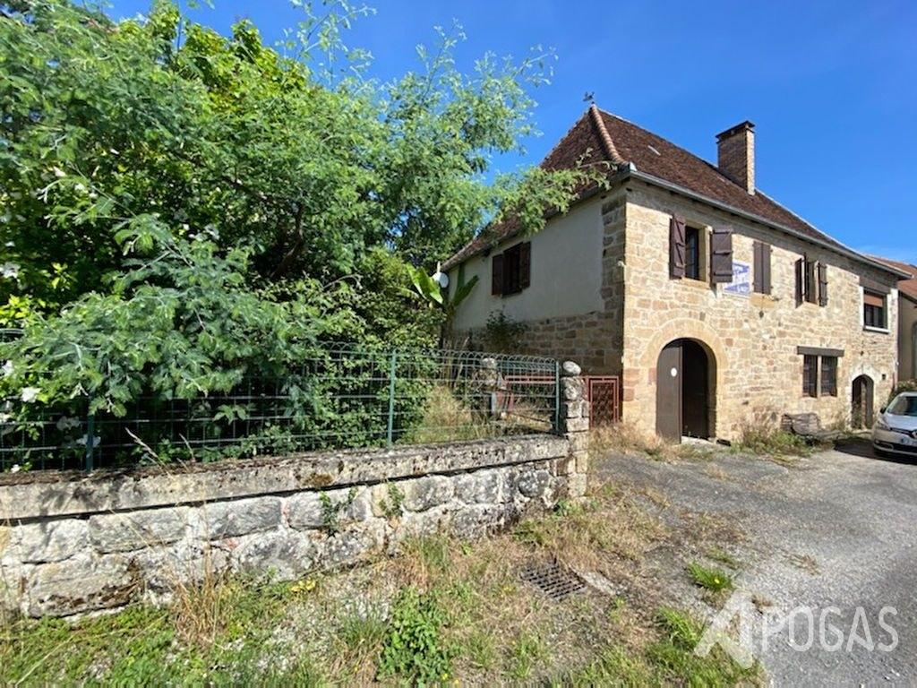 Maison d'habitation sur jardin d'environ 1000m2