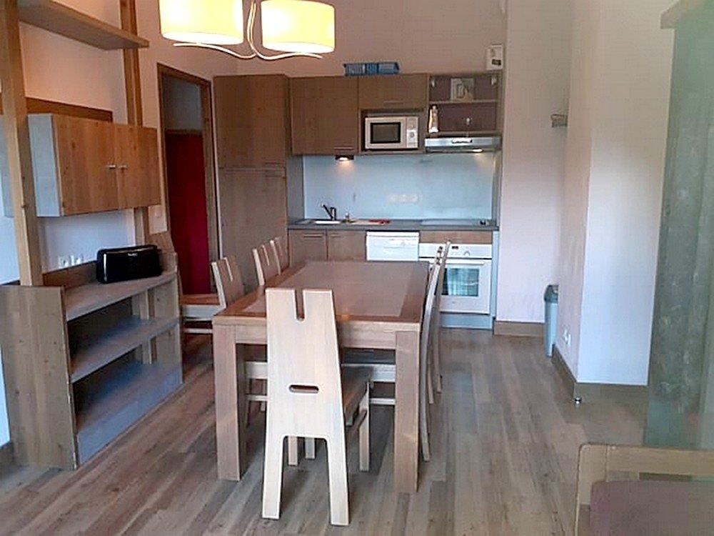 Appartement 8 couchages