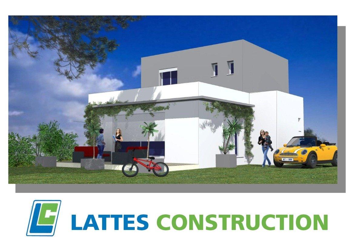 Villa Maison Lattes Construction Pérols Hérault Béziers Saint Aunès Le Crès Terrains Plans Dommage Ouvrage garanties RT 2012