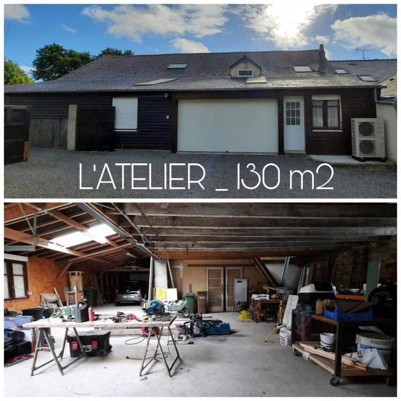 A 8 min de BLAIN ! MAISON 190 m2 et atelier de 130 m2 idéale