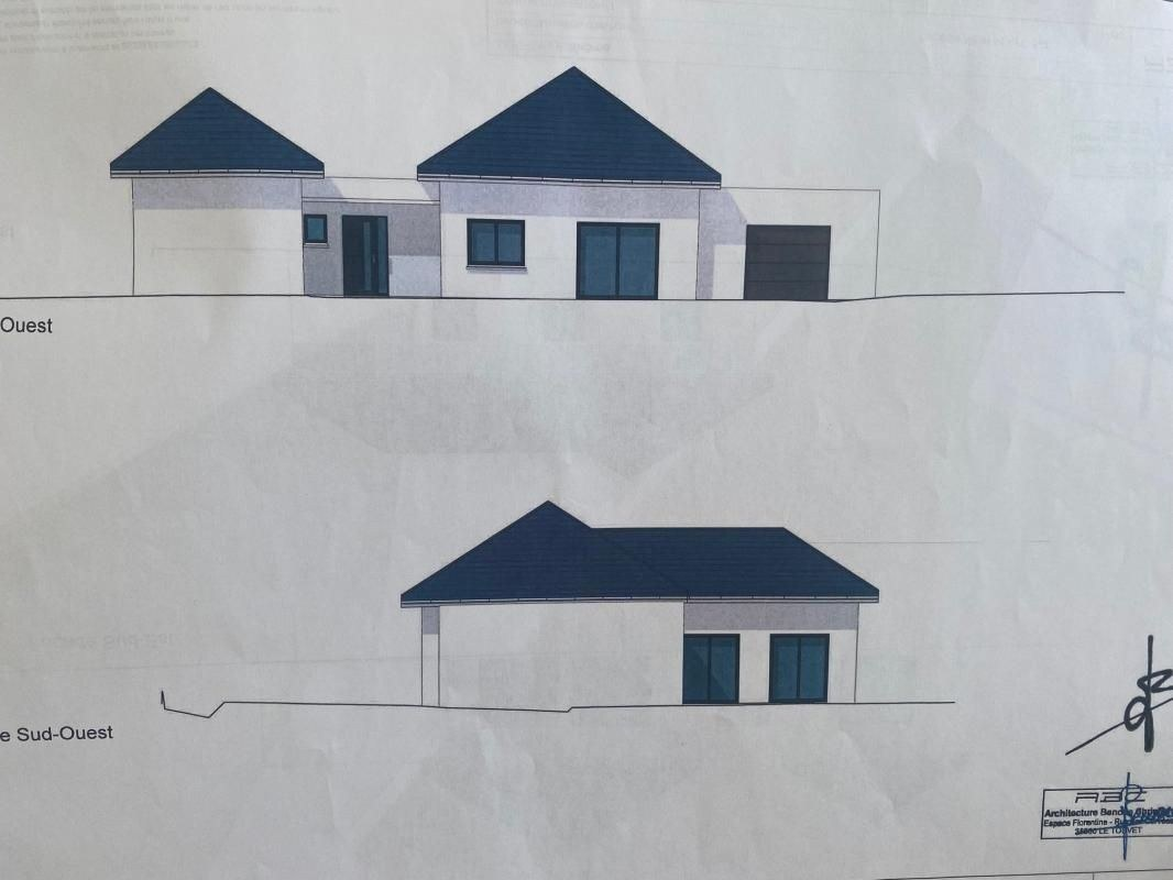 VILLA T5 avec garage en VEFA
