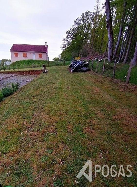 Maison plain-pied avec jardin