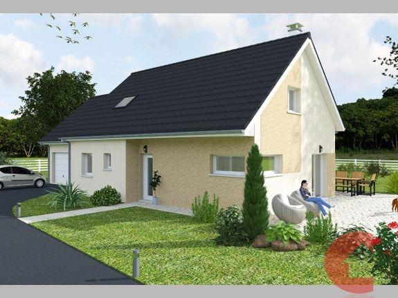 Maisons Contoz Comble aménagé Ref040