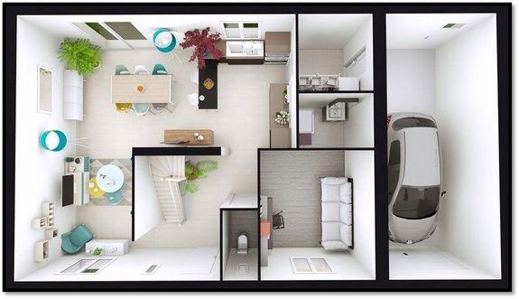 maison-neuve-a-étage-modèle-quietude-gamme-serenite-le-coin-du-feu-constructeur-plan-rez-de-chausse