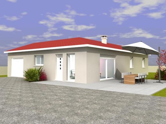 Maison à Raucoule