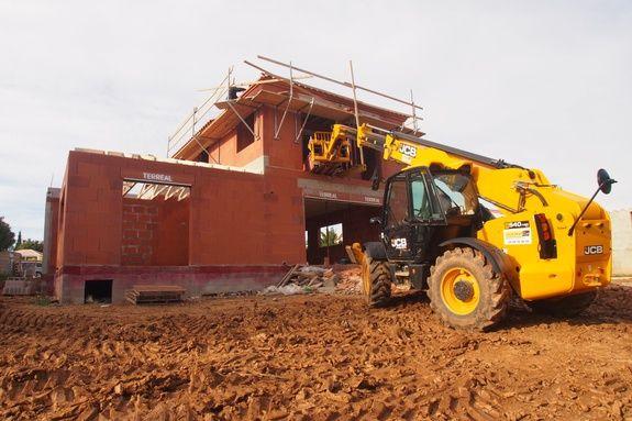 GP Constructions - thuir - maison