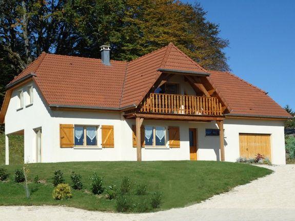 Maison Contoz traditionnelle