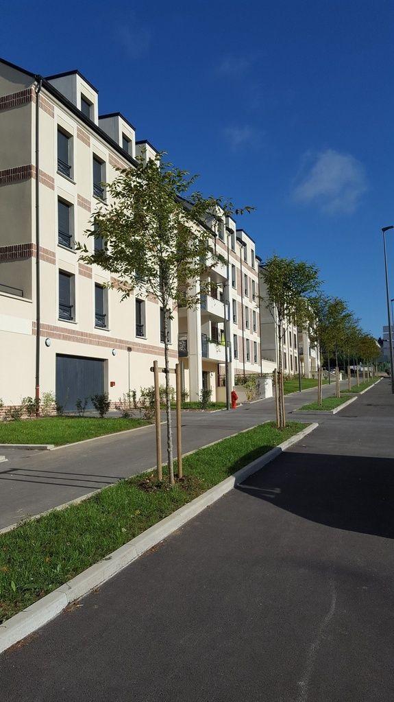 Résidence Le Franc Marché Beauvais appartement neuf type 2 T2 F2 Loi Pinel Habitation BBC RT212 Kotarski