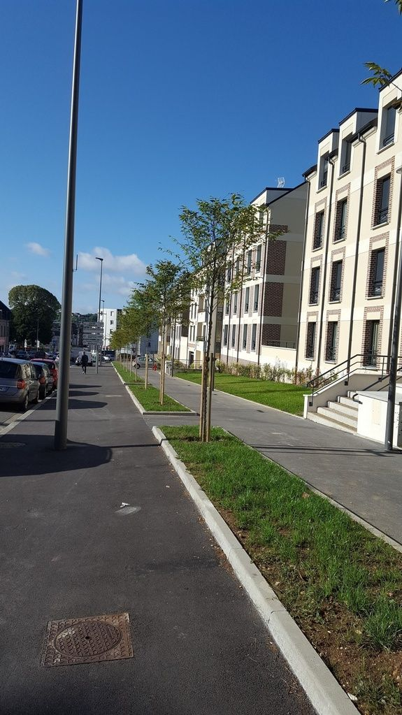 Réidence Le Franc Marché appartement type 2 neuf BBC RT2012 Kotarski Loi Pinel Habitation