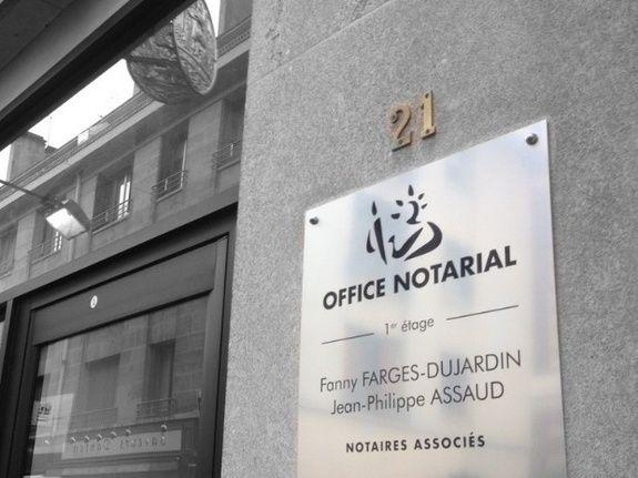 OFFICE NOTARIAL FARGES DUJARDIN ET ASSAUD