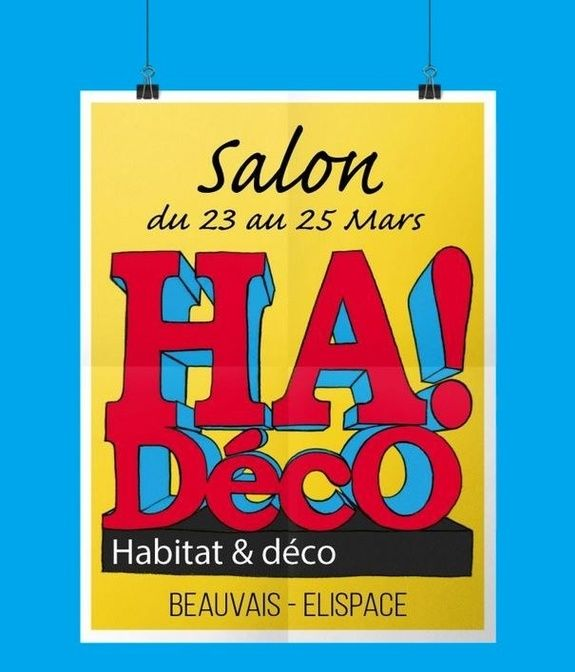 SALONHABITAT DECORATION ELISPACE BEAUVAIS MARS 2018 PICARDIE OISE