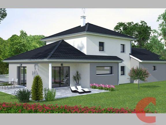 Maisons Contoz R+1  Ref020