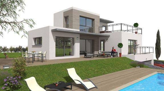 Maisons cledor moderne avec sous-sol