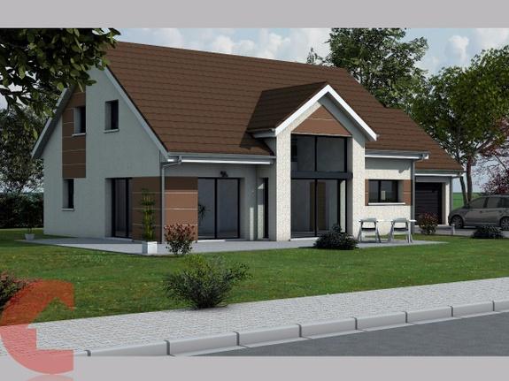 Maisons Contoz projet Comble aménagé