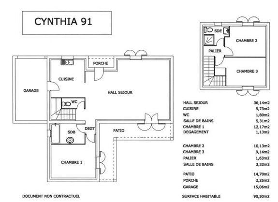 Lattes Construction Plan maison - Constructeur Montpellier et Hérault