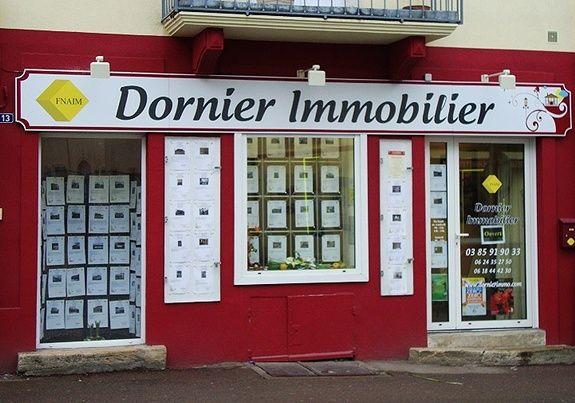 Agence Dornier Immobilier Verdun sur le Doubs