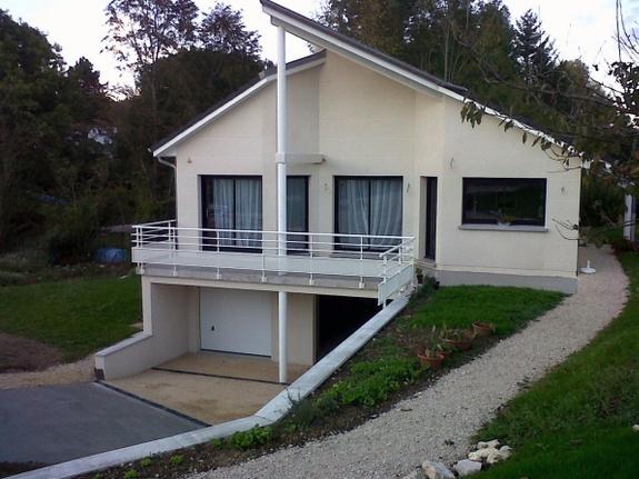 Maison Contoz moderne