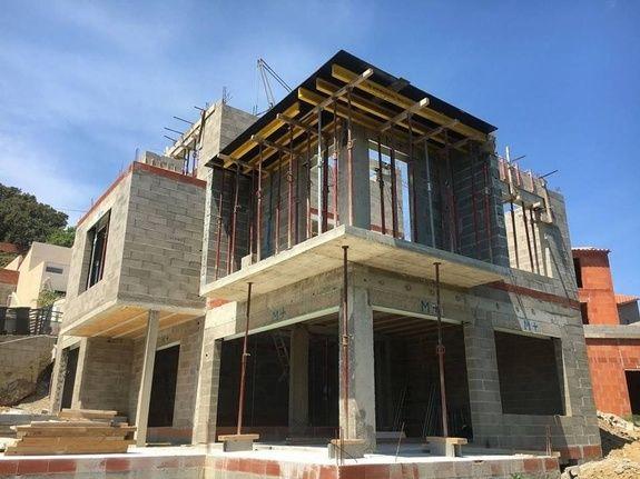 GP constructions - Collioure - immeuble